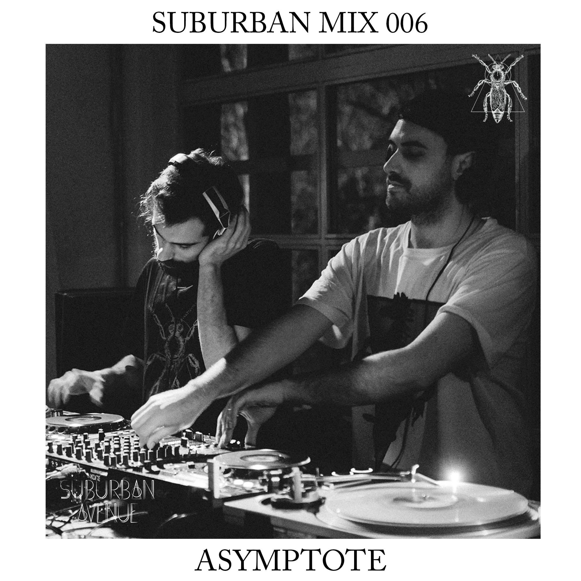 Suburban Mix 006 - Asymptote