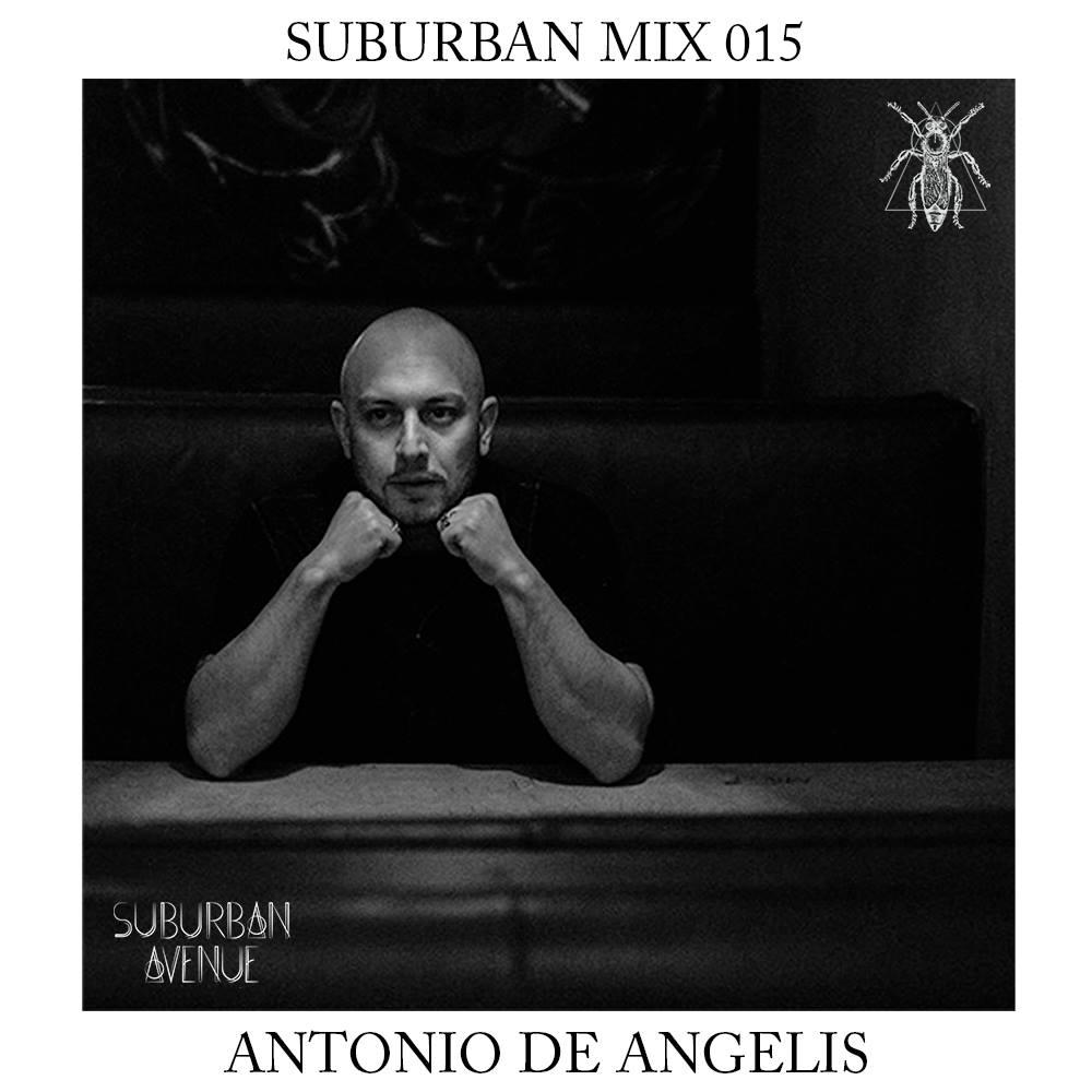 Suburban Mix 015 | Antonio De Angelis