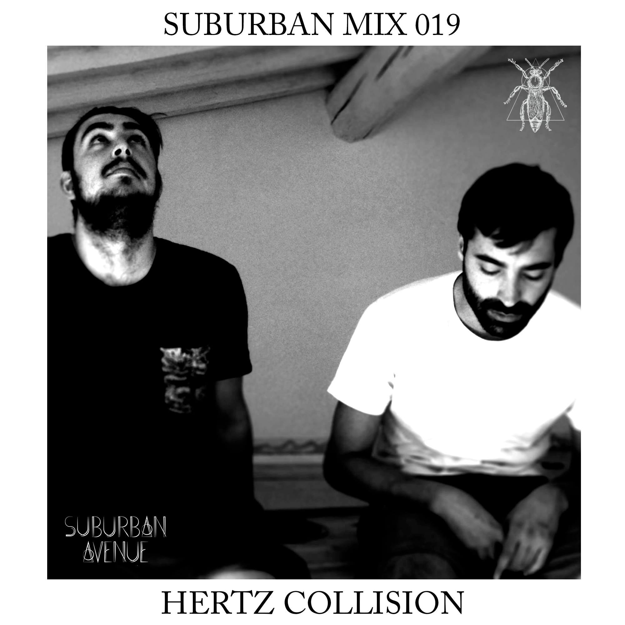 Suburban Mix 019 - Hertz Collision