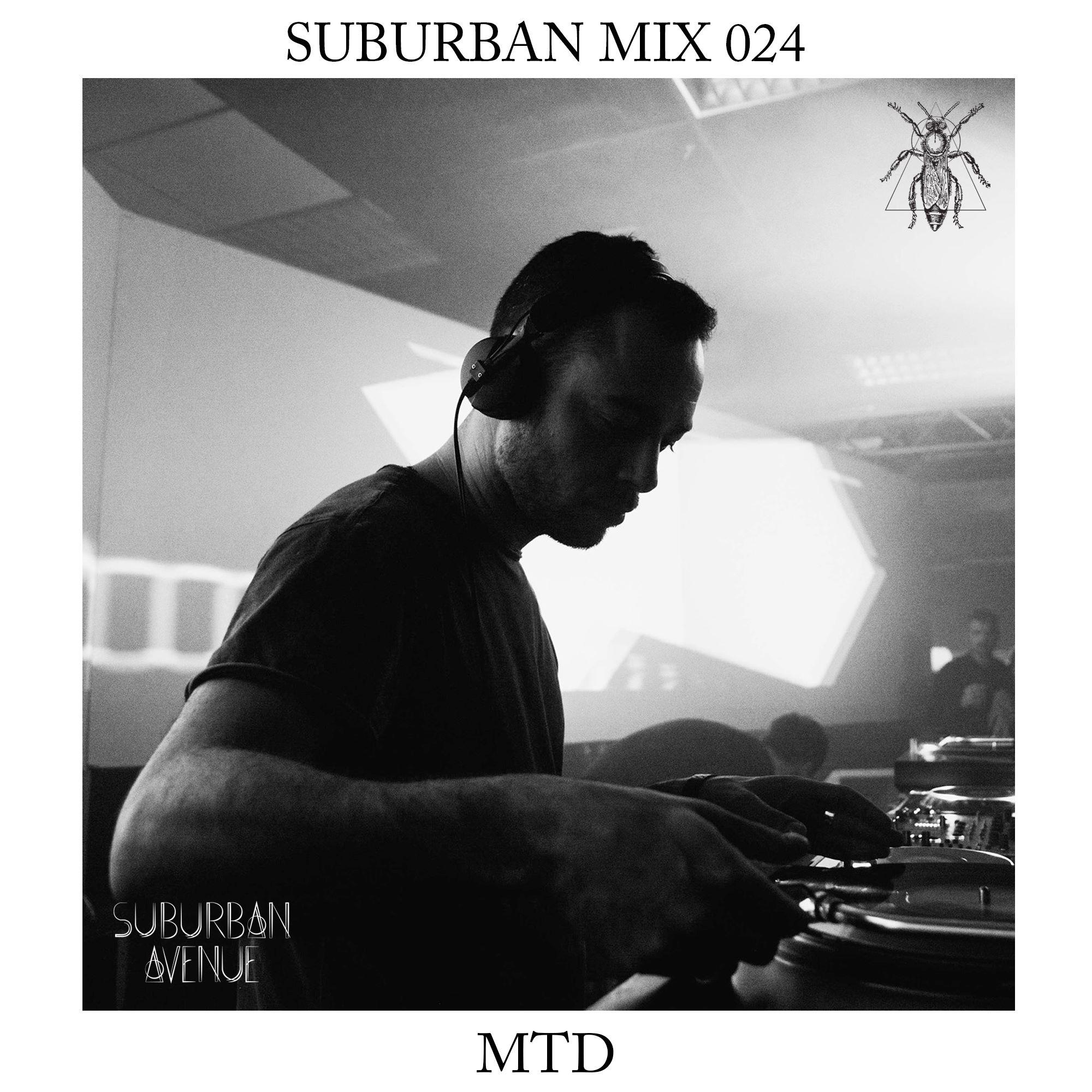 Suburban Mix 024 - MTD