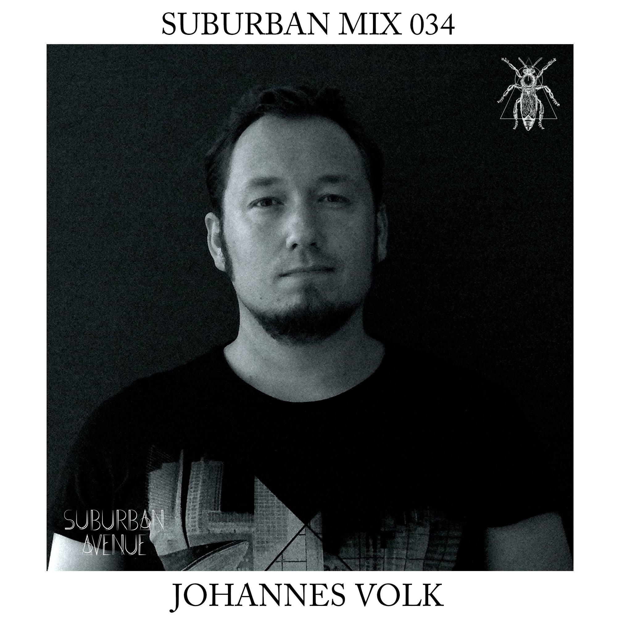 Suburban Mix 034 - Johannes Volk