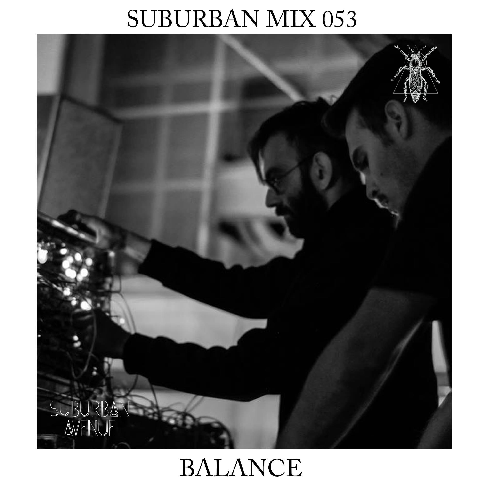 Suburban Mix 053 - Balance