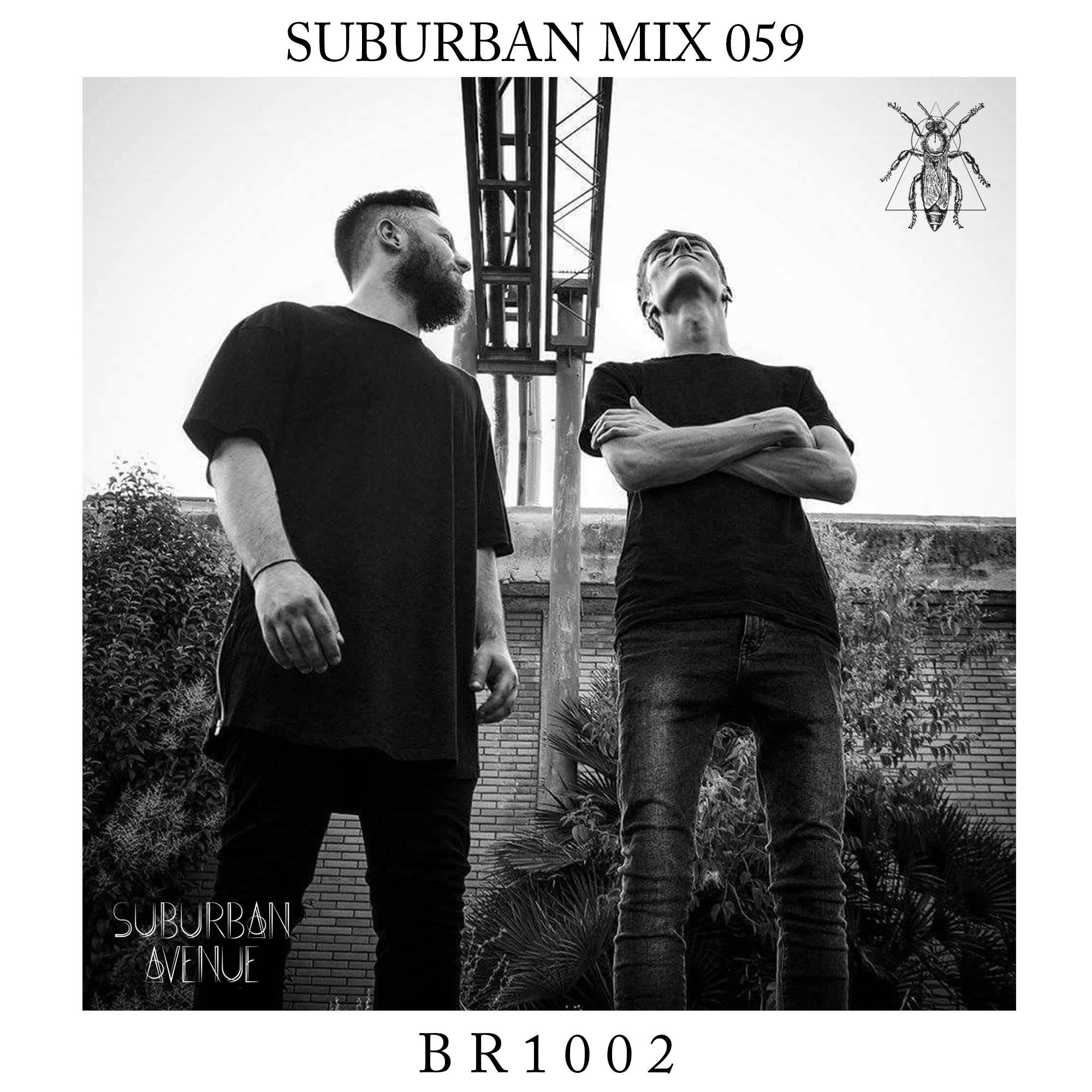 Suburban Mix 059 - B R 1 0 0 2