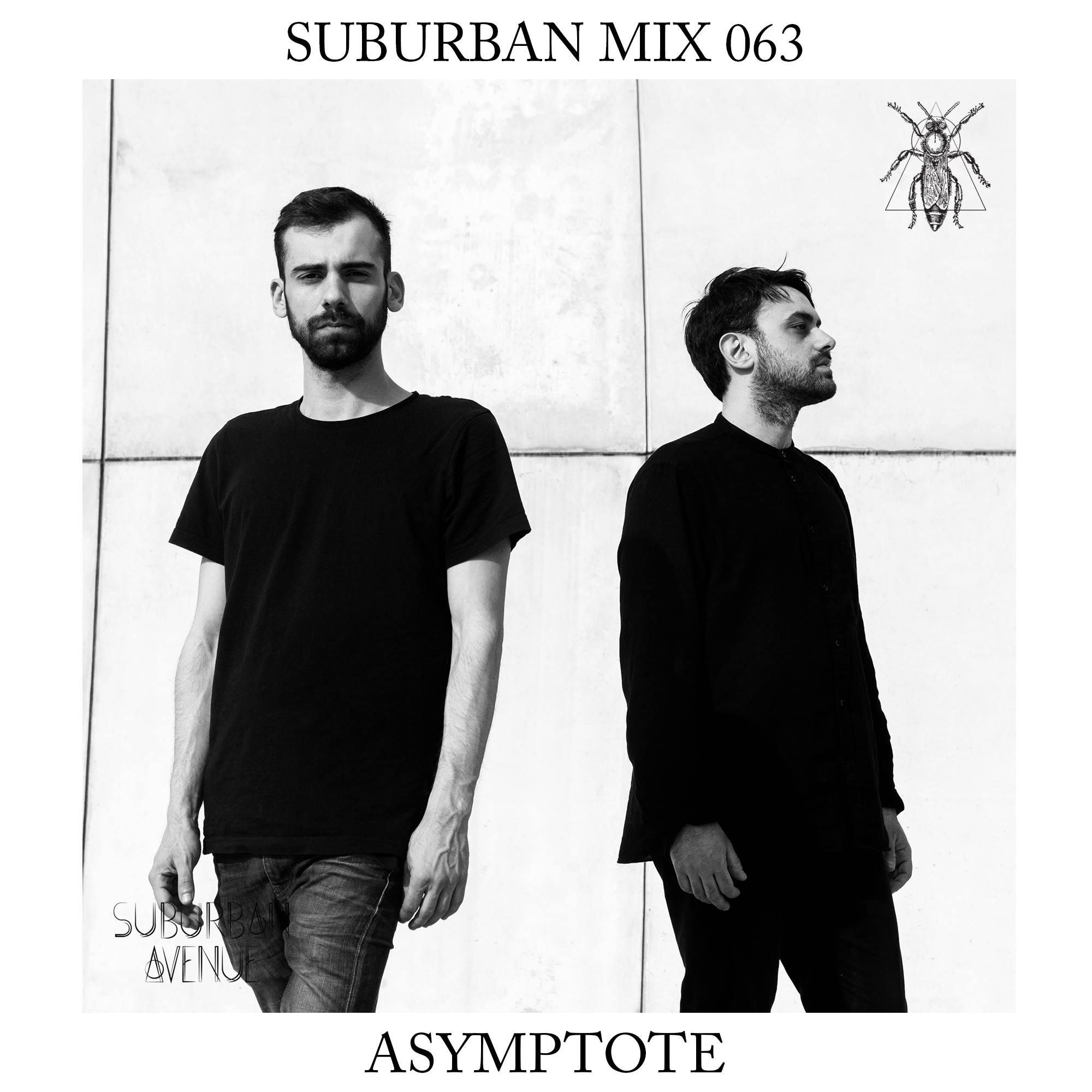 Suburban Mix 063 - Asymptote