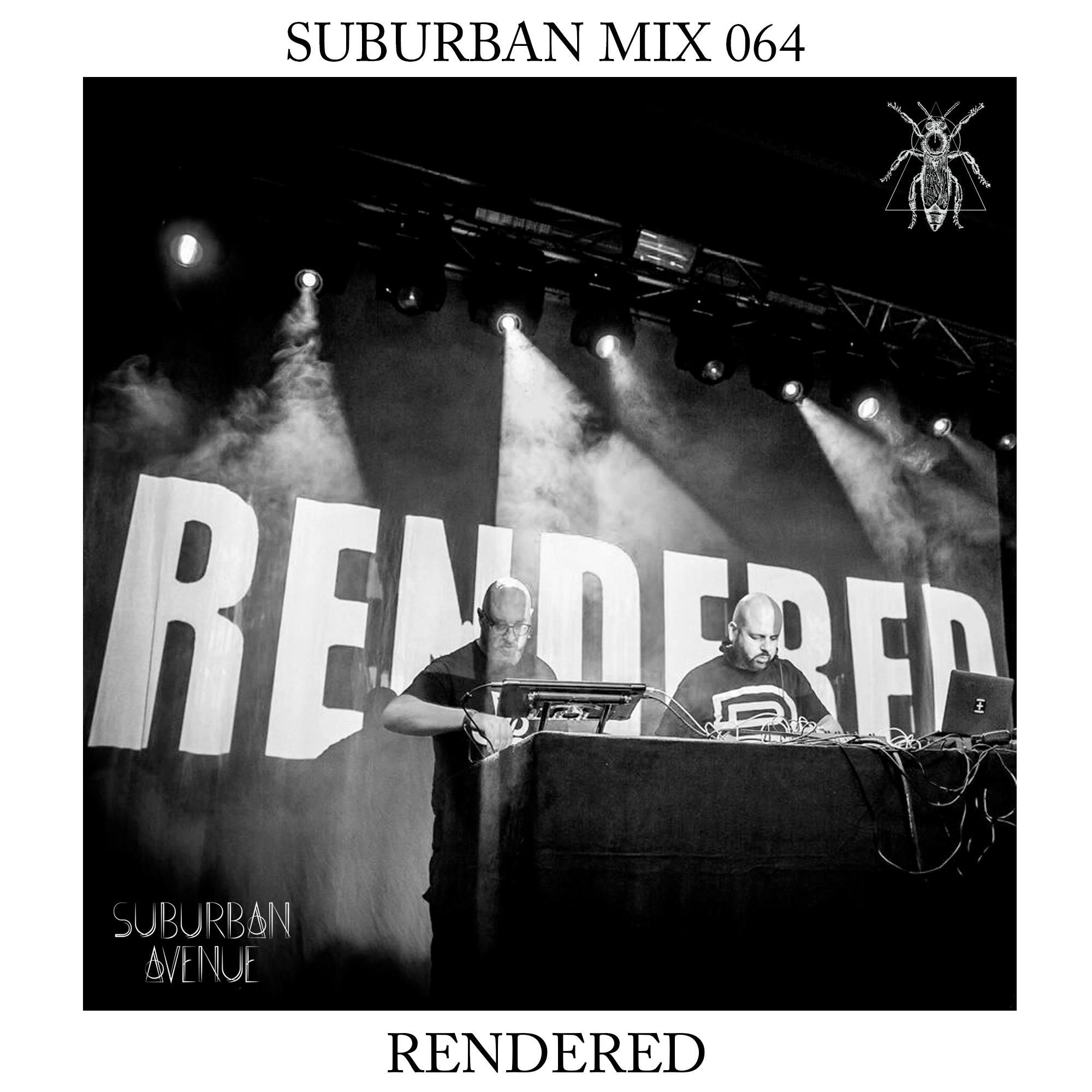 Suburban Mix 064 - Rendered