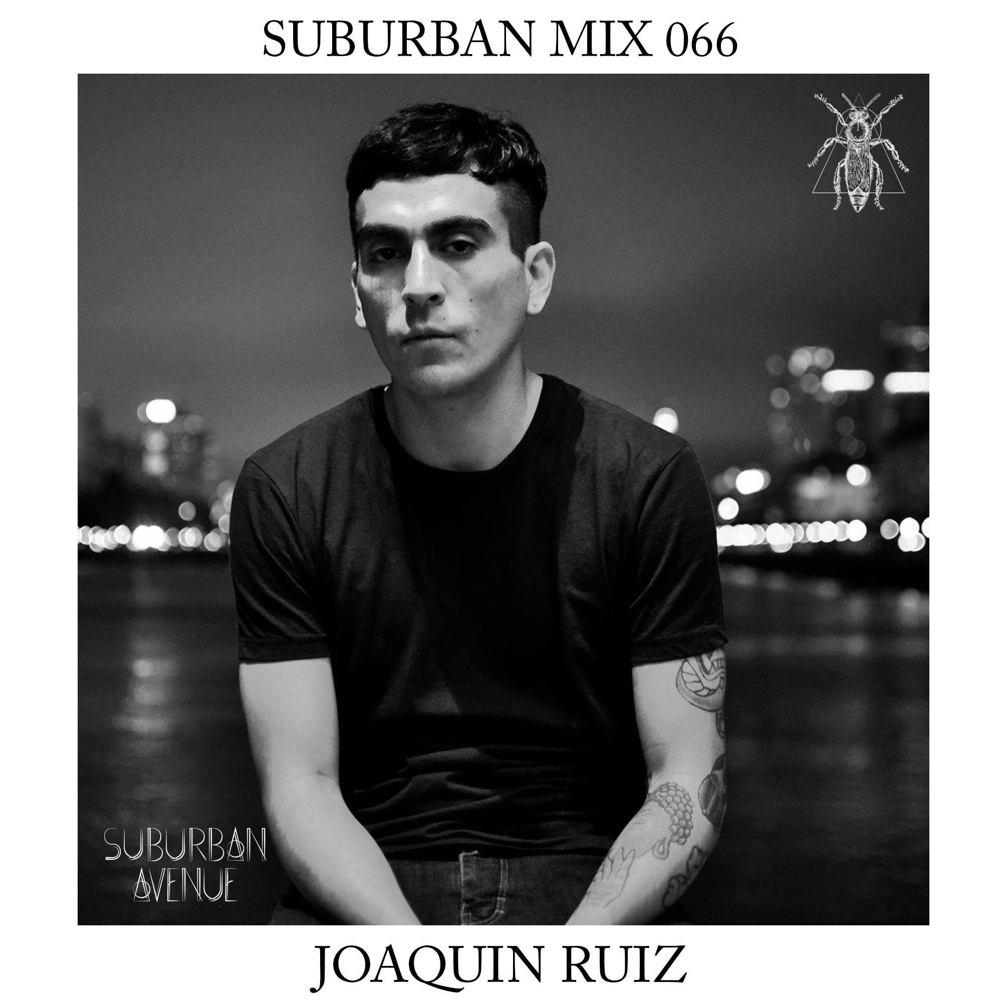 Suburban Mix 066 - Joaquin Ruiz