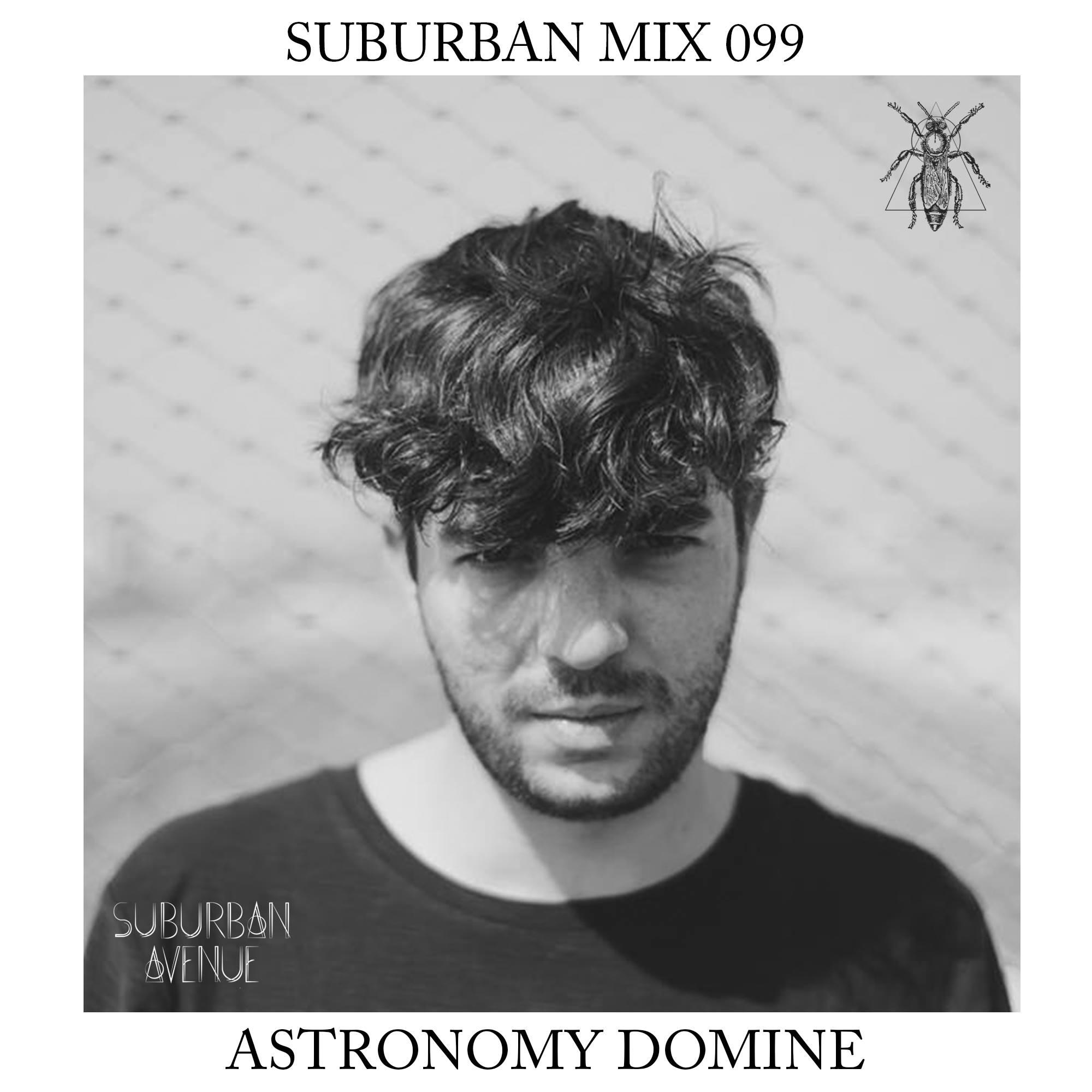 Suburban Mix 099 - Astronomy Domine