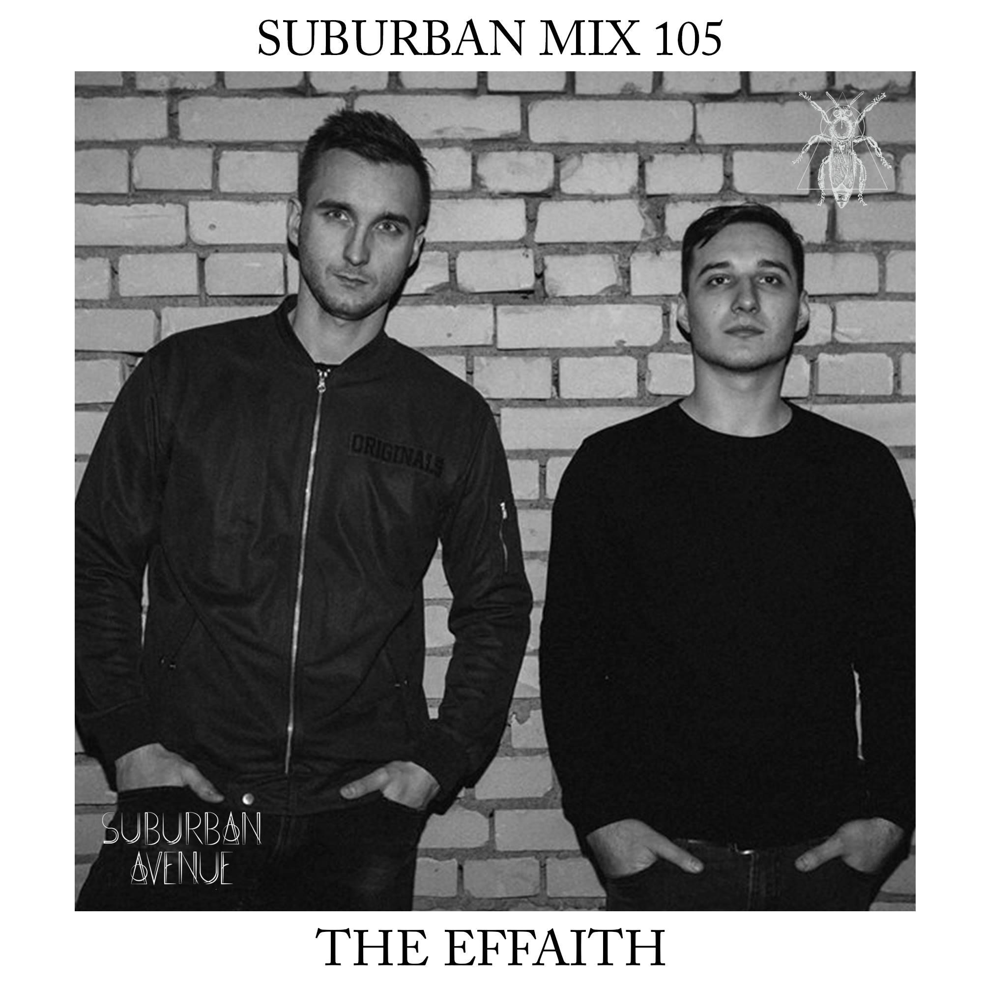 Suburban Mix 105 - The Effaith